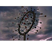 Windcups Photographic Print