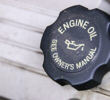Engine Oil by John Billing