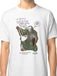 The adventures of Allen the gender confused invoker Classic T-Shirt