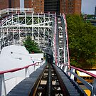 Ride the Coney Island Cyclone by Stuart Zero