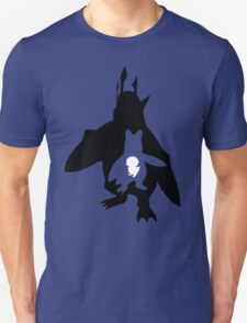 Piplup Evolution T-Shirt Unisex T-Shirt