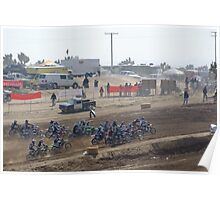 Loretta Lynn Qualifier Southwest Area Holeshot #3413 Competitive Edge MX, Hesperia, CA, (1371 Views as of 5-8-11) Poster