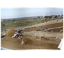 Loretta Lynn SW Qualifier Rider #46 Roost @ Competitive Edge MX Hesperia, CA, (267 views as of May 9, 2011) Poster