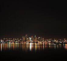 Seattle by Rick Symonds