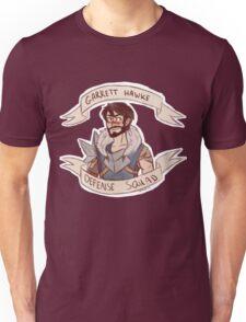 Dragon Age 2 - GARRETT HAWKE DEFENSE SQUAD Unisex T-Shirt