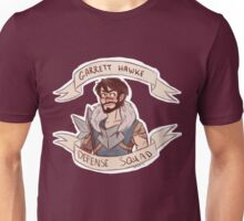 Dragon Age 2 - GARRETT HAWKE DEFENSE SQUAD Unisex T-Shirt
