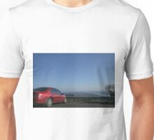 Falcon on the Seat Unisex T-Shirt