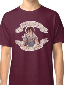 Dragon Age 2 - MARIAN HAWKE DEFENSE SQUAD Classic T-Shirt