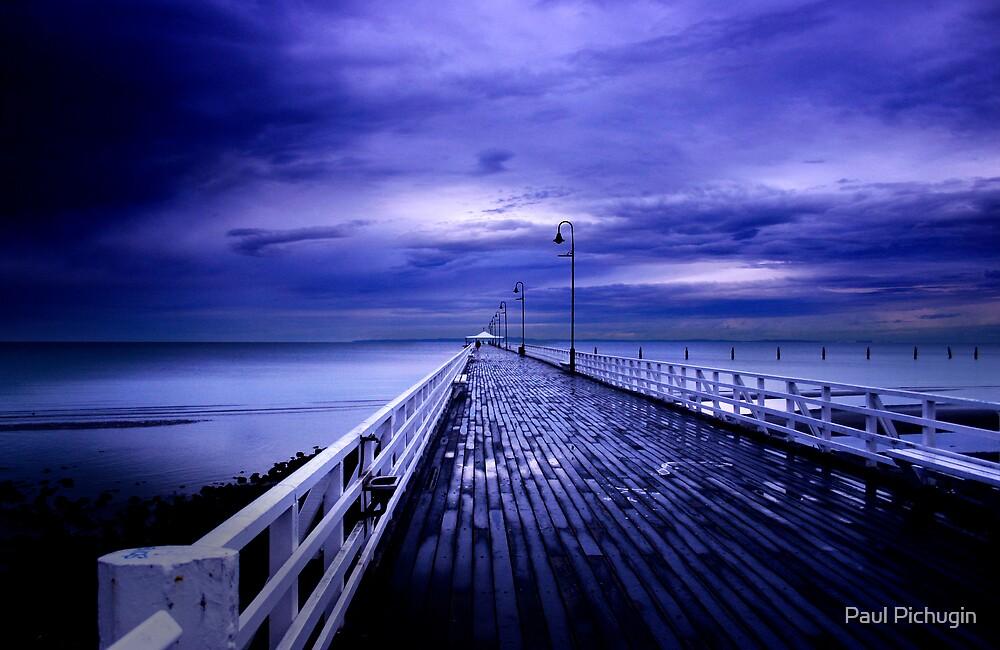 Turbulent Skies by Paul Pichugin