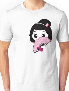 Shy Geisha Unisex T-Shirt