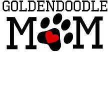 Goldendoodle Mom by kwg2200