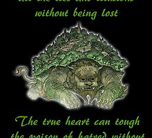 The Legend of Korra Lion Turle With Quote by AvatarSkyBison