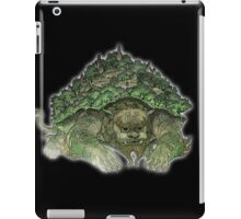 The Legend of Korra Lion Turle With Quote iPad Case/Skin