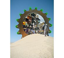 I think I finally got my Stargate to Pakistan Working Again Photographic Print
