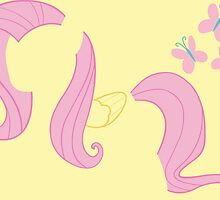 Fluttershy by Diddlys-Shop