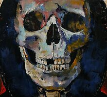 Grim Reaper by Michael Creese
