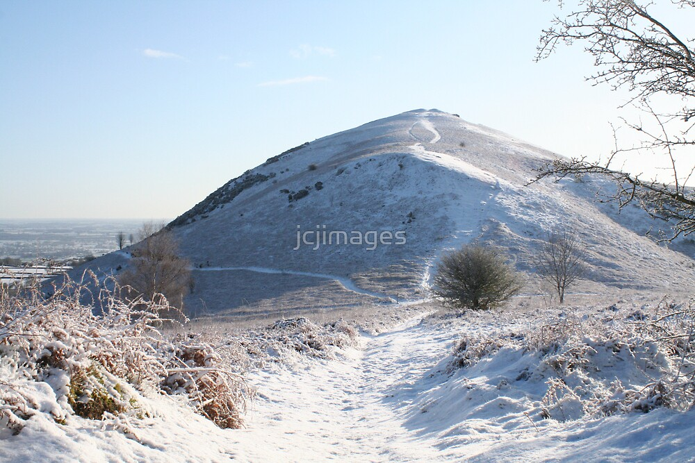 Snow on the Hill by jcjimages