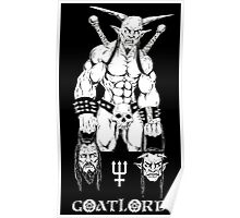 Goatlord Justice Poster