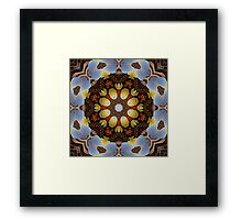 The Watcher's Dream Tapestry Framed Print