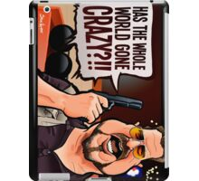 Over the Line! iPad Case/Skin