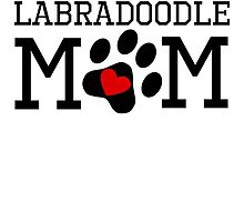 Labradoodle Mom by kwg2200