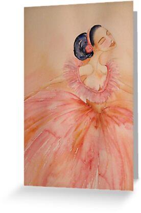 Prima Ballerina 'Le Belle Ballerine' © Patricia Vannucci 2008 by PERUGINA