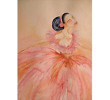 Prima Ballerina 'Le Belle Ballerine' © Patricia Vannucci 2008 Photographic Print