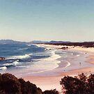 Beach at Tacking Point by georgieboy98