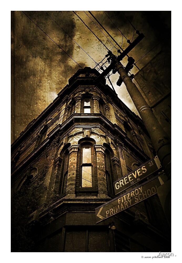 Greeves street by Aaron .