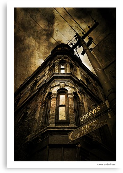 Greeves street by Aaron .