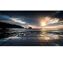 Tessellated Pavement, Tasmania Photographic Print