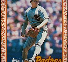 293 - Jimmy Jones by Foob's Baseball Cards