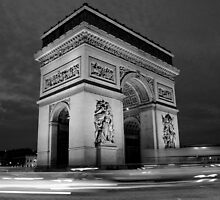 Paris Rush Hour by Chris Putnam