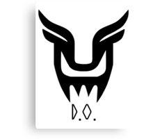 EXO DO power logo Canvas Print