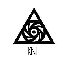 EXO Kai power logo Photographic Print