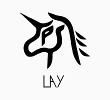 EXO Lay power logo Unisex T-Shirt