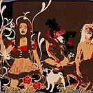 Buccaneers by Kristal Blanco