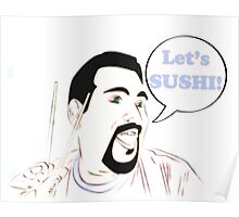 Let's Sushi! Poster