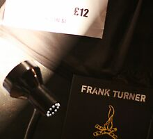 Frank Turner by Stung  Photography