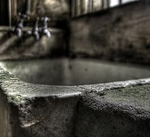 Old sink by Richard Shepherd