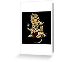 Knight Lautrec of Carim Greeting Card