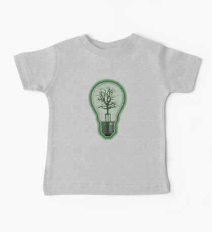 Think Green Baby Tee