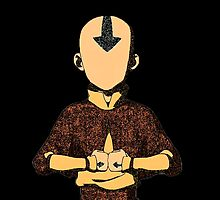 Avatar The Last Airbender Aang by AvatarSkyBison