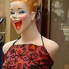 Maniquin in France by Jackie Wilson