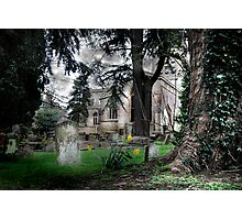 St Mary's Church Collaboration Photographic Print