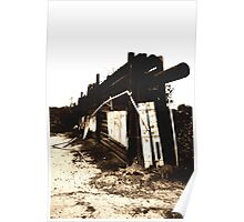 Shooting Range Poster