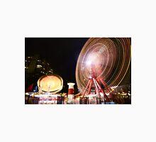 Ferris wheel in dark Unisex T-Shirt