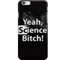 breaking bad science bitch iPhone Case/Skin