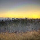Edmonton Sunset (HDR) by Evan Adnams