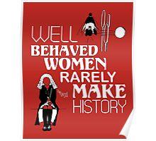 Hermione's Misbehaviour Poster